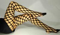 PR445 art.CORALINE - SEXY COLLANT A RETE GRANDE IN MORBIDA MICRO